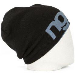 Nugget Unisex Czapka Czarny Logo 4 Reversible Beanie. Czarne czapki i kapelusze damskie Nugget. Za 83.00 zł.