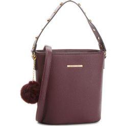 Torebka JENNY FAIRY - RC15408 Burgundy. Czerwone torebki do ręki damskie Jenny Fairy, ze skóry ekologicznej. Za 69.99 zł.