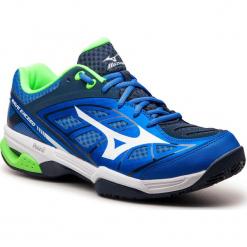 Buty MIZUNO - Wave Exceed Cc 61GC175301  Granatowy Kolorowy. Buty sportowe męskie marki B'TWIN. W wyprzedaży za 339.00 zł.