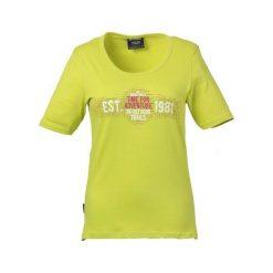 KILLTEC Koszulka damska Navaeh żółta r. 3XL (2443446). T-shirty damskie KILLTEC. Za 37.46 zł.