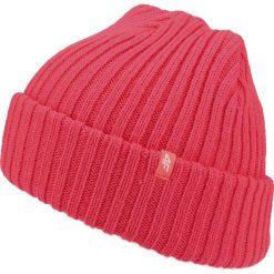 Czapka damska CAD250 - łososiowy. Czapki i kapelusze damskie marki WED'ZE. W wyprzedaży za 29.99 zł.
