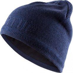 Czapka męska CAM611 - ciemny granat - Outhorn. Niebieskie czapki i kapelusze męskie Outhorn. Za 39.99 zł.