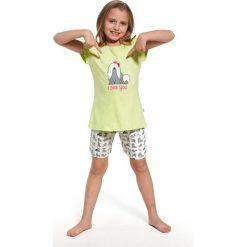 """Piżama dziewczęca """"I See You"""" seledynowa r. 134/140. Zielone bielizna dla chłopców Cornette. Za 59.51 zł."""