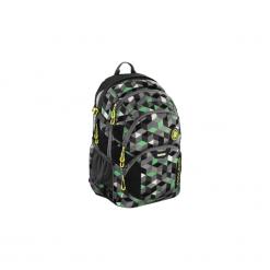 Plecak JobJobber II, kolor: Crazy Cubes, system MatchPatch. Torby i plecaki dziecięce marki Tuloko. Za 384.99 zł.