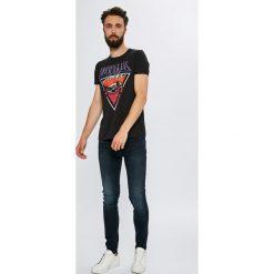 Pepe Jeans - Jeansy Nickel. Niebieskie jeansy męskie Pepe Jeans. Za 399.90 zł.