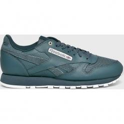 Reebok Classic - Buty Cl Leather. Szare buty sportowe męskie Reebok Classic, z gumy. W wyprzedaży za 329.90 zł.