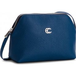 Torebka CARRA - EC301/71 Niebieski. Niebieskie torebki do ręki damskie Carra, ze skóry. W wyprzedaży za 159.00 zł.