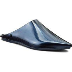 Klapki MELISSA - She Ad 32180 Blue 06591. Niebieskie klapki damskie Melissa, z materiału. W wyprzedaży za 179.00 zł.