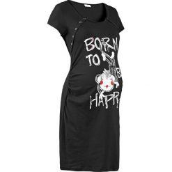 Koszula nocna ciążowa i do karmienia bonprix czarny. Koszule nocne damskie marki MAKE ME BIO. Za 44.99 zł.