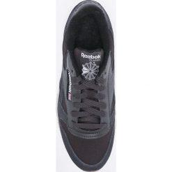 Reebok Classic - Buty CL Leather ESTL. Szare buty sportowe męskie Reebok Classic, z gumy. W wyprzedaży za 199.90 zł.