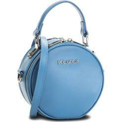 Torebka KAZAR - 32522-01-10 Blue. Niebieskie torebki do ręki damskie Kazar, ze skóry. W wyprzedaży za 369.00 zł.