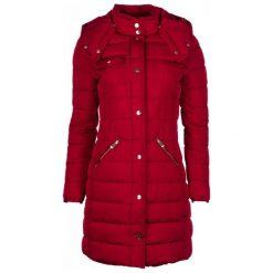 Desigual Płaszcz Damski Inga 42 Czerwony. Czerwone płaszcze damskie Desigual. W wyprzedaży za 695.00 zł.