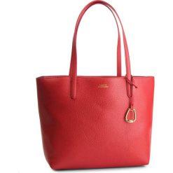 Torebka LAUREN RALPH LAUREN - Merrimack 431742101003 Red. Czerwone torebki do ręki damskie Lauren Ralph Lauren, ze skóry. Za 779.00 zł.