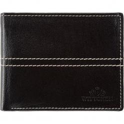 Portfel 14-1-116-1. Czarne portfele męskie Wittchen. Za 108.00 zł.