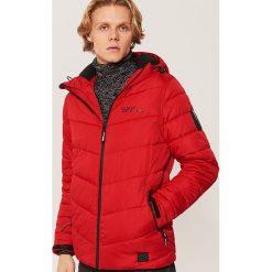 Pikowana kurtka - Czerwony. Czerwone kurtki męskie House. Za 229.99 zł.