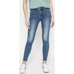 Miss Sixty - Jeansy LEONORE. Szare jeansy damskie Miss Sixty. W wyprzedaży za 239.90 zł.