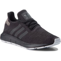 Buty adidas - Swift Run W B37723 Cblack/Carbon/Ftwwht. Czarne obuwie sportowe damskie Adidas, z materiału. W wyprzedaży za 269.00 zł.