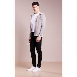 BOSS CASUAL ZTEEN Bluza rozpinana light/pastel grey. Kardigany męskie BOSS CASUAL, z bawełny. Za 669.00 zł.