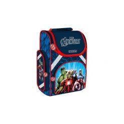 Avengers Iron Hulk Tornister Szkolny Plecak. Szare torby i plecaki dziecięce Świat Bajek, z gumy. Za 89.00 zł.