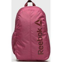 Reebok - Plecak. Różowe plecaki damskie Reebok, z poliesteru. W wyprzedaży za 84.90 zł.