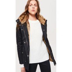 11599269dc685 Wyprzedaż - kurtki i płaszcze damskie ze sklepu Cropp - Kolekcja ...