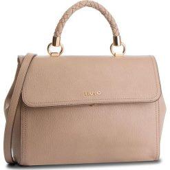 Torebka LIU JO - M Top Handle Manhat A68096 E0011 Arenaria 71316. Brązowe torebki do ręki damskie Liu Jo, ze skóry ekologicznej. Za 689.00 zł.