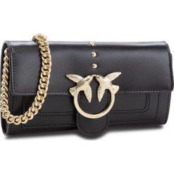 Torebka PINKO - Aliboni Wallet With Shoulder Al 18-19 1P2172 Y4YM Black Z99. Torebki do ręki damskie marki bonprix. Za 829.00 zł.
