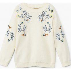 Mango Kids - Sweter dziecięcy Garden 110-164 cm. Swetry damskie marki bonprix. W wyprzedaży za 49.90 zł.
