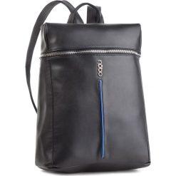 Plecak NOBO - NBAG-MF0080-C020 Czarny. Czarne plecaki damskie Nobo, ze skóry ekologicznej, eleganckie. W wyprzedaży za 199.00 zł.