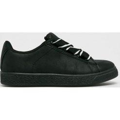 Answear - Buty. Czarne obuwie sportowe damskie ANSWEAR, z materiału. W wyprzedaży za 49.90 zł.