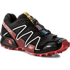 Buty SALOMON - Spikecross 3 Cs 383154 27 G0 Black/Radiant Red/White. Buty sportowe męskie marki B'TWIN. W wyprzedaży za 439.00 zł.