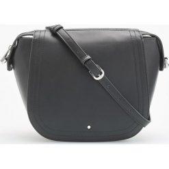 1c1faecb0dba4 Torebka typu saddle bag - Czarny. Torebki do ręki damskie marki Reserved.