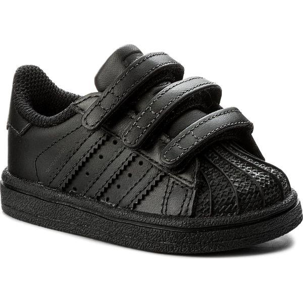 Buty adidas Superstar Cf I BZ0417 CblackCblackCblack