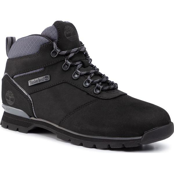 Trekkingi TIMBERLAND Splitrock Mid Hiker TB0A1RGX001 Black Nubuck