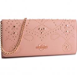 Torebka LOVE MOSCHINO - JC4126PP17LR0600 Rosa. Czerwone torebki do ręki damskie Love Moschino, ze skóry ekologicznej. Za 779.00 zł.