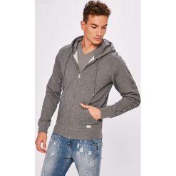 Diesel - Bluza. Brązowe bluzy męskie Diesel, z nadrukiem, z bawełny. Za 339.90 zł.