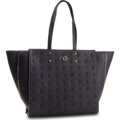 Torebka NOBO - NBAG-D0011-C020 Czarny. Czarne torebki do ręki damskie Nobo, ze skóry ekologicznej. W wyprzedaży za 149.00 zł.