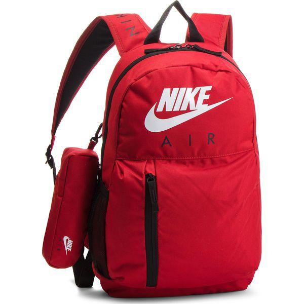 c21ccc2d50595 Plecak NIKE - BA5767 687 - Czerwone plecaki damskie marki Nike, z ...