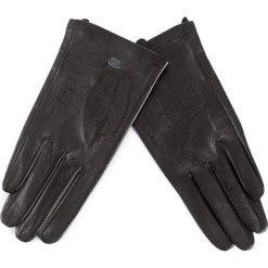 Rękawiczki Damskie EMU AUSTRALIA - Nyanga Gloves XS/S Black. Czarne rękawiczki damskie Emu Australia, ze skóry. W wyprzedaży za 179.00 zł.