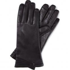 Rękawiczki damskie 39-6-902-1. Czarne rękawiczki damskie Wittchen. Za 149.00 zł.