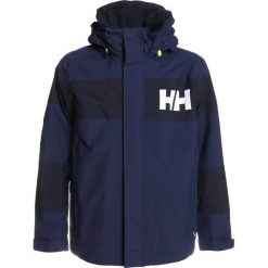 Helly Hansen SALT PORT JACKET Kurtka hardshell evening blue. Kurtki i płaszcze dla chłopców Helly Hansen, z hardshellu. Za 589.00 zł.