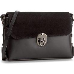 Torebka CREOLE - K10456  Czarny. Czarne torebki do ręki damskie Creole, ze skóry. Za 199.00 zł.