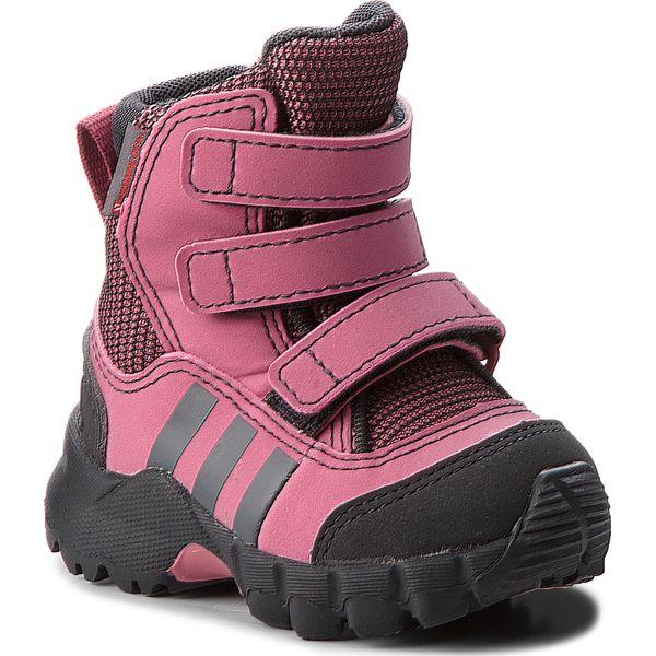 Śniegowce adidas Cw Holtanna Snow Cf I D97660 TramarCarbonGrefou