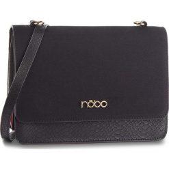 Torebka NOBO - NBAG-F2270-C020 Czarny. Czarne torebki do ręki damskie Nobo, z materiału. W wyprzedaży za 189.00 zł.