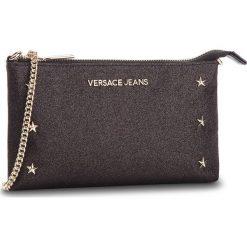 Torebka VERSACE JEANS - E3VSBPN5 70787 899. Czarne torebki do ręki damskie Versace Jeans, z jeansu. Za 369.00 zł.