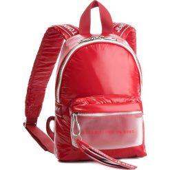 Plecak TOMMY JEANS - Tju Logo Tape Micro Backpack Ncp AU0AU00393 661. Czerwone plecaki damskie Tommy Jeans, z jeansu, eleganckie. Za 349.00 zł.