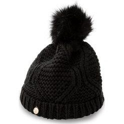 Czapka GUESS - Not Coordinated Wool AW6801 WOL01 M BLA. Czapki i kapelusze damskie marki WED'ZE. W wyprzedaży za 139.00 zł.