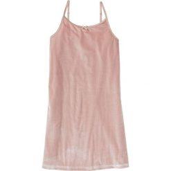 Koszula nocna aksamitna bonprix stary jasnoróżowy. Czerwone koszule nocne damskie bonprix. Za 32.99 zł.