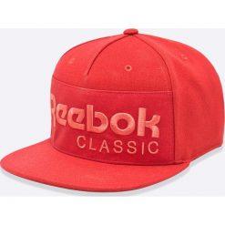 Reebok Classic - Czapka. Czerwone czapki i kapelusze męskie Reebok Classic. W wyprzedaży za 59.90 zł.