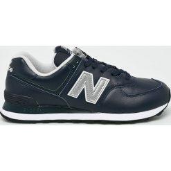 New Balance - Buty ML574LPN. Szare buty sportowe męskie New Balance, z materiału. W wyprzedaży za 319.90 zł.